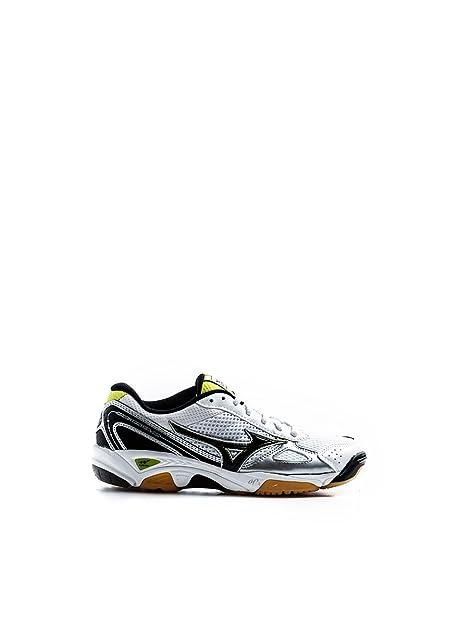 Zapatillas de balonmano Mizuno Wave twister 3 junior - Talla 33 EU: Amazon.es: Zapatos y complementos