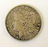 1904 Morgan Silver Dollar - Good Condition