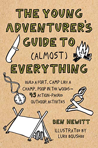 Book Cover: The Young Adventurer's Guide to