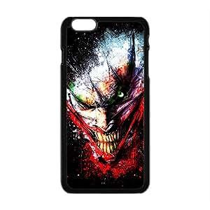 Scarlet Skull Custom Protective Hard Phone Cae For Iphone 6 Plus