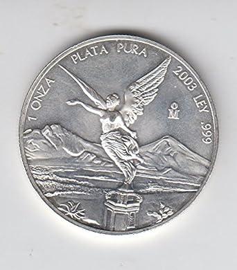 Low Mintage 2002 Mexican Libertad 1//2 oz Proof Silver Libertad