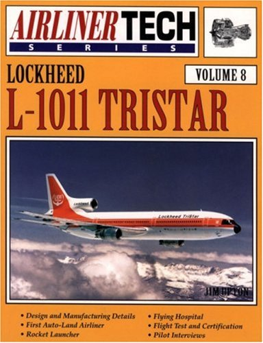 Lockheed L-1011 TriStar - Airliner Tech Vol. 8