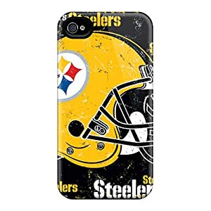 Luoxunmobile333 Samsung Galaxy Note4 - Retailer Packaging Pittsburgh Steelers Protective Cases