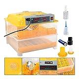 #7: 96 Digital Egg Incubator Hatcher Temperature Control Automatic Turning Chicken