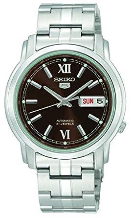 Reloj Seiko Caballero SNKK79K1 Color Acero