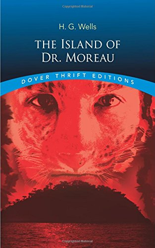 Moreau Bronze - The Island of Dr. Moreau (Dover Thrift Editions)