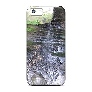 Snap-on Starved Rock Case Cover Skin Compatible With Iphone 5c