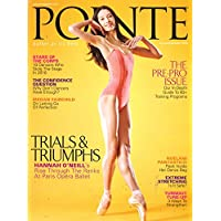 1-Year (6 Issues) of Pointe Magazine Subscription