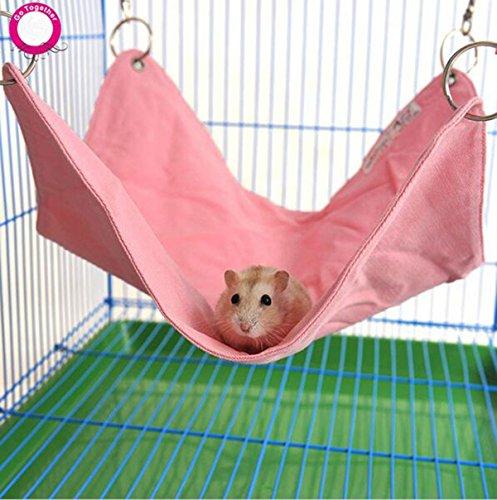 Yosoo Breathable Hammock Hanging Hamster