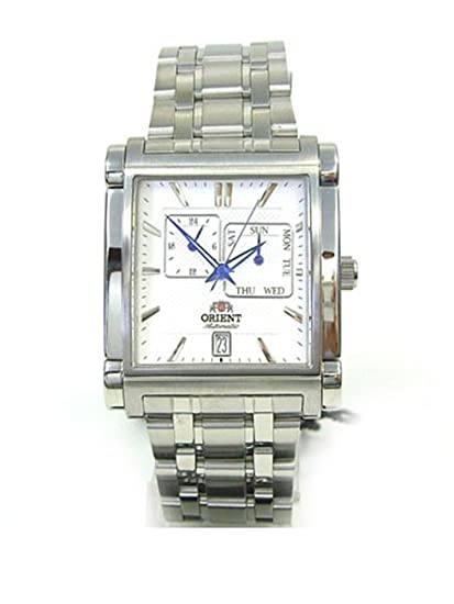 Orient - Reloj de pulsera automático para hombre (indicación de fecha)
