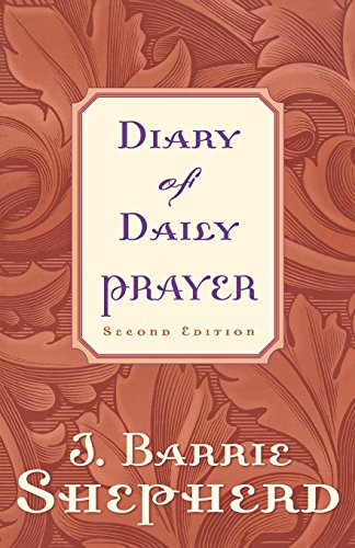 Diary of Daily Prayer, Second Edition ()