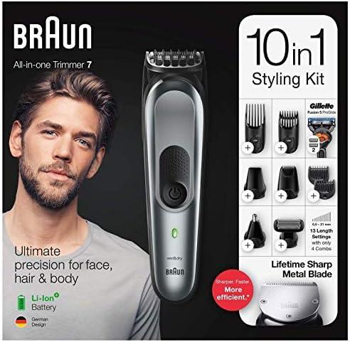 Afeitadora corporal Braun MGK3085: BLOCK: Amazon.es: Electrónica