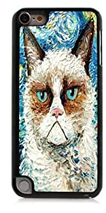 HeartCase Hard Case for Apple itouch 5g 5th Generation ( Grumpy Cat )