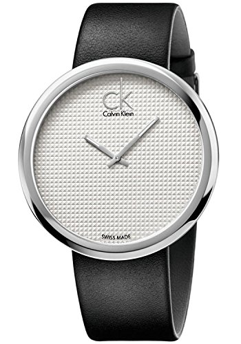 Calvin Klein Subtle Leather Ladies Watch K0V231C6 by Calvin Klein