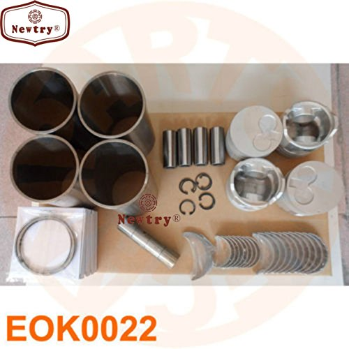Replacement TOYOTA 1DZ-2 Engine Rebuild KIT Engine Components Forklift 42-7FD 8FD
