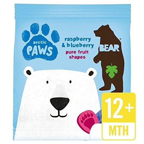 - Bear Fruit Paws Arctic Raspberry & Blueberry - 20g