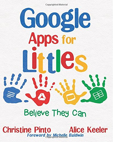 Google Apps for Littles: Believe They Can pdf