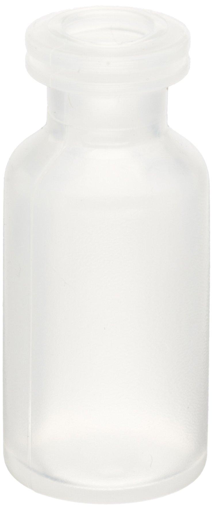 Wheaton 224007 Polypropylene 3mL Serum Bottle (Case of 500)