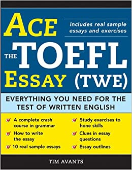 Toefl ibt essay subjects Toefl Essay  screenshot
