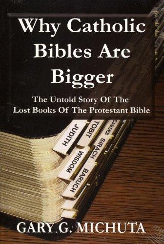 Why Catholic Bibles are Bigger pdf epub