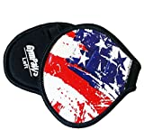 Best Harbinger Gloves Gyms - GymPaws Leather Workout Gloves | American Flag | Review