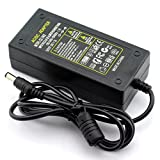 TOTOT 24V 2A AC/DC Power Adapter AC 100-240V to DC 24V 0.65A AC/DC Converter Adapter