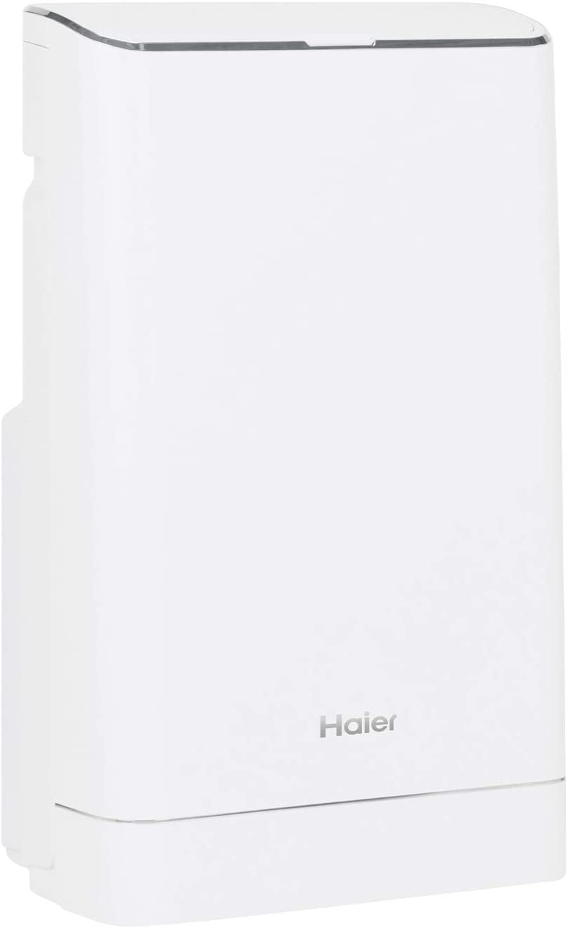 Haier QPSA13YZMW 13,000 Cool/10,000 BTU Heat Portable Air Conditioner humidty-meters