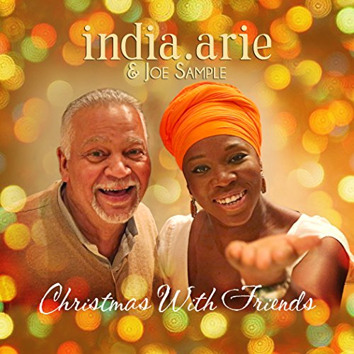 india.arie christmas with friends  series