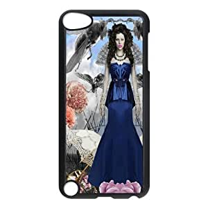 Dracula SANDY0059669 Phone Back Case Customized Art Print Design Hard Shell Protection Ipod Touch 5