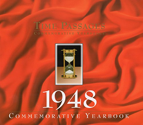 1948 Time Passages Yearbook for 70th Birthday Gift, 70th Anniversary Gift