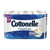 Cottonelle Clean Care Toilet Paper, 12 Pack
