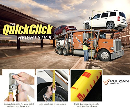 Height Stick - Quick Click Height Stick by VULCAN (Image #6)