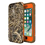 Lifeproof FRĒ SERIES Waterproof Case for iPhone 8 & 7 (ONLY) - Retail Packaging - (BLAZE ORANGE/BLACK/REALTREE MAX 5)