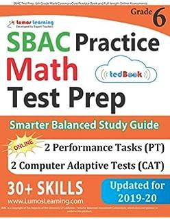 Amazon com: Barron's Core Focus Grade 6: Test Practice for