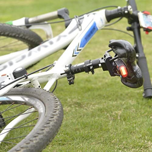 Espeedy luz de bicicleta,Luz de bicicleta inalámbrica inteligente ...