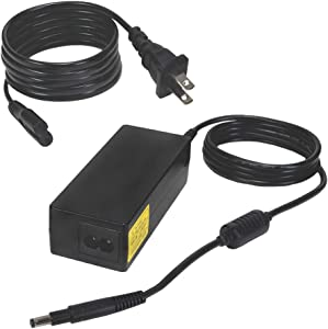 Battpit AC Power Supply Adapter Charger Compatible with HP Pavilion 14-c025us TouchSmart 14-B109wm 15-b140ca Envy Spectre XT 13 Sleekbook 15-b168ca 693715-001 677770-002 PPP009C (65W 19.5V 3.33A)