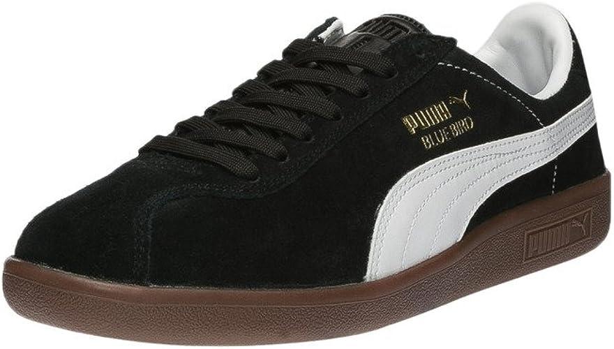 niña Bloquear chisme  Puma Bluebird 351962 02 - Zapatillas estilo retro para hombre: Amazon.es:  Zapatos y complementos