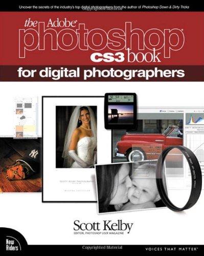 The Adobe Photoshop CS3 Book for Digital Photographers (Adobe Photoshop Cs3 Software)