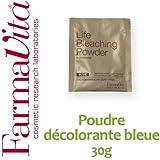 Poudre décolorante bleue unidose FarmaVita - 30gr