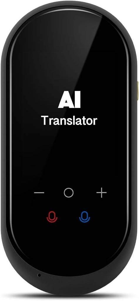 Traductor voz instantáneo