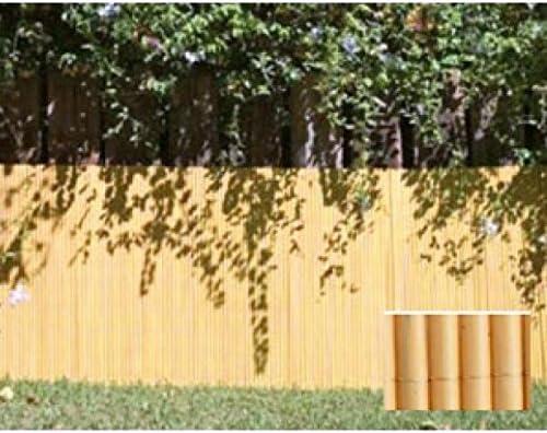 Desconocido 173504 - Cañizo plástico Oval bambú Plasticane: Amazon.es: Jardín
