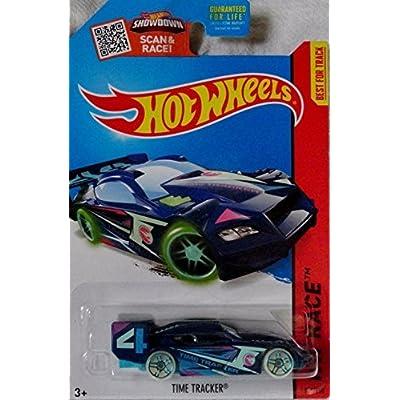 Hot Wheels 2015 Treasure Hunt Time Tracker #175 / 250 HW Race: Toys & Games