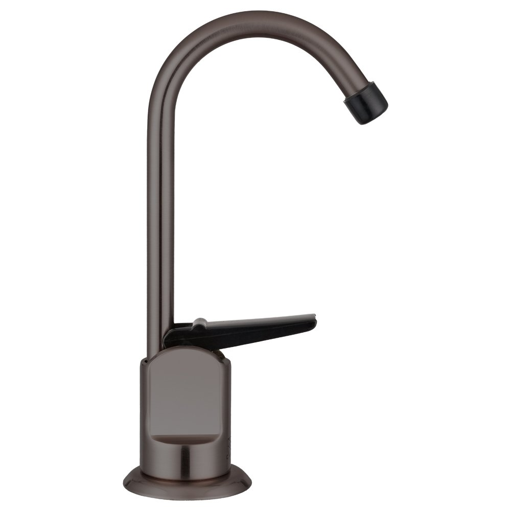 Dura Faucet RV Drinking Faucet with 6-inch Tall Spout for Recreational Vehicles Venetian Bronze Motorhomes and 5th Wheels Travel Trailers Campers Features Easy Installation DF-DF350-VB