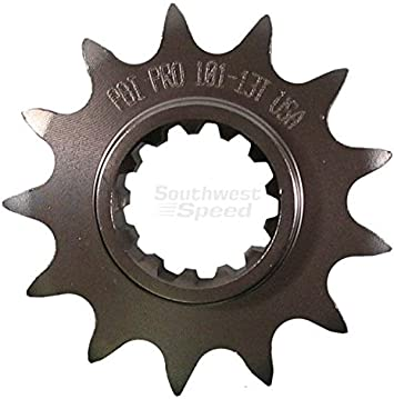NEW HONDA FRONT COUNTER SHAFT SPROCKET,CBR600F4,F4i,CBR RR,RVT1000R,520 CONV,13T