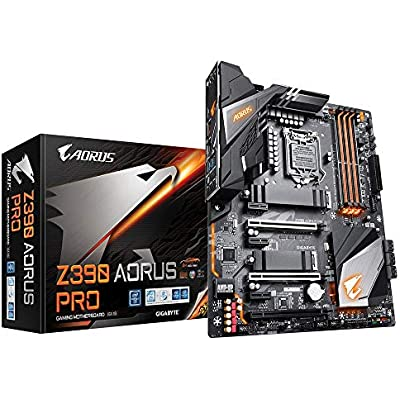 ADMI CPU Motherboard Bundle  Intel 9900k Overclocked 5GHz  Corsair H100i RGB 240mm Liquid Cooler  Gigabyte Z390 Aorus Pro Motherboard  32GB Corsair Vengeance LPX 3200Mhz DDR4 RAM