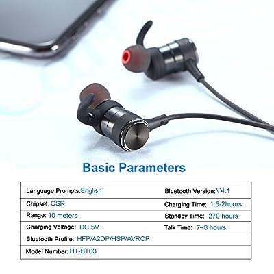 ESTAVEL Bluetooth Headphone Slim 6-03