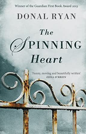 The Spinning Heart (English Edition) eBook: Ryan, Donal: Amazon.es ...