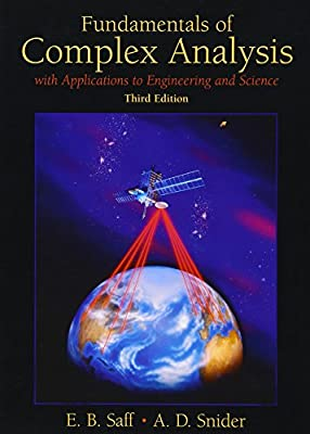 Fundamentals Of Complex Analysis With Applications To Engineering