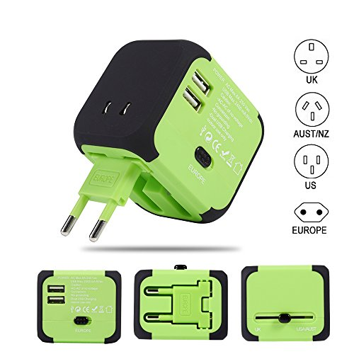 Universal Dual Outlet - 7