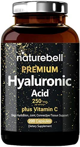 Hyaluronic Supplements Hydration Lubrication Antioxidant product image